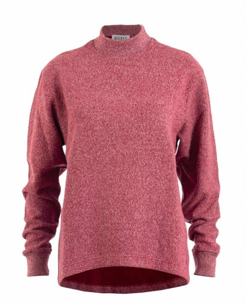 Jasper high neck sweatshirt
